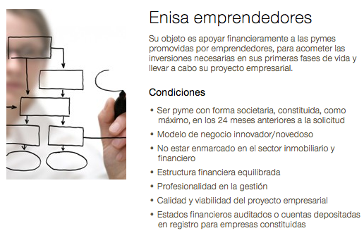 Ayudas pblicas a emprendedores