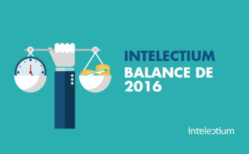 Intelectium Startup Accelerator, balance 2016