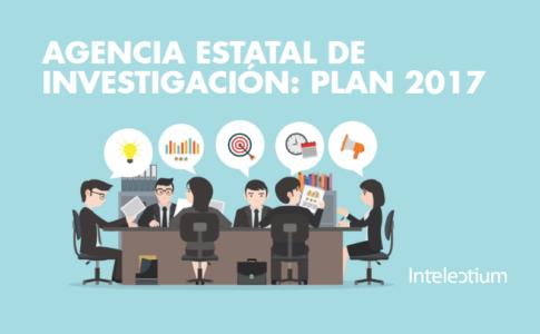 La Agencia Estatal de Investigación aprueba su Plan Anual para 2017