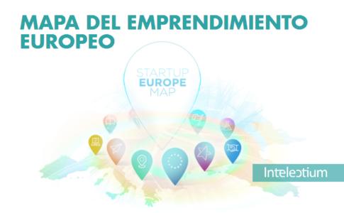 Mapa del Emprendimiento Europeo