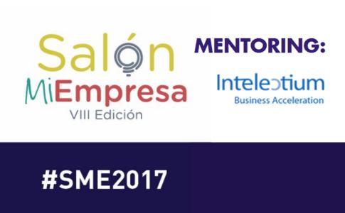 Salón Mi Empresa mentoring Intelectium Startup AcceleratorSalón Mi Empresa mentoring Intelectium Startup Accelerator