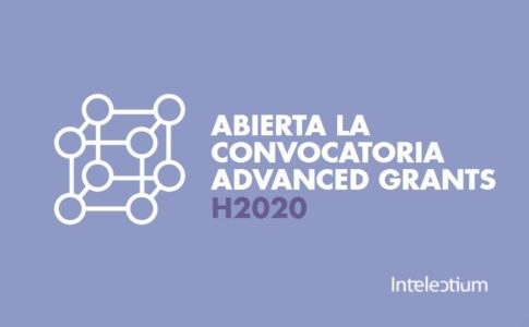 Abierta la convocatoria Advanced Grants del Consejo Europeo de Investigación